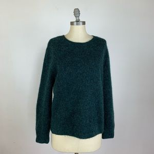 & Other Stories Forrest Green Sweater